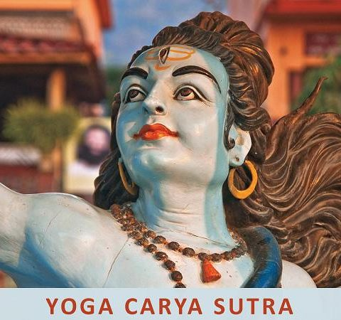 shiva as founder of yoga