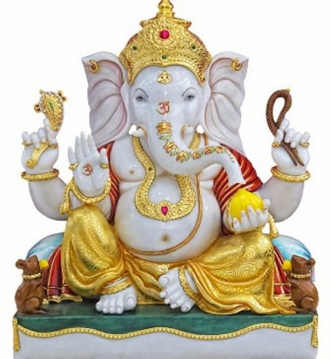 Lord Ganesha in all his glory