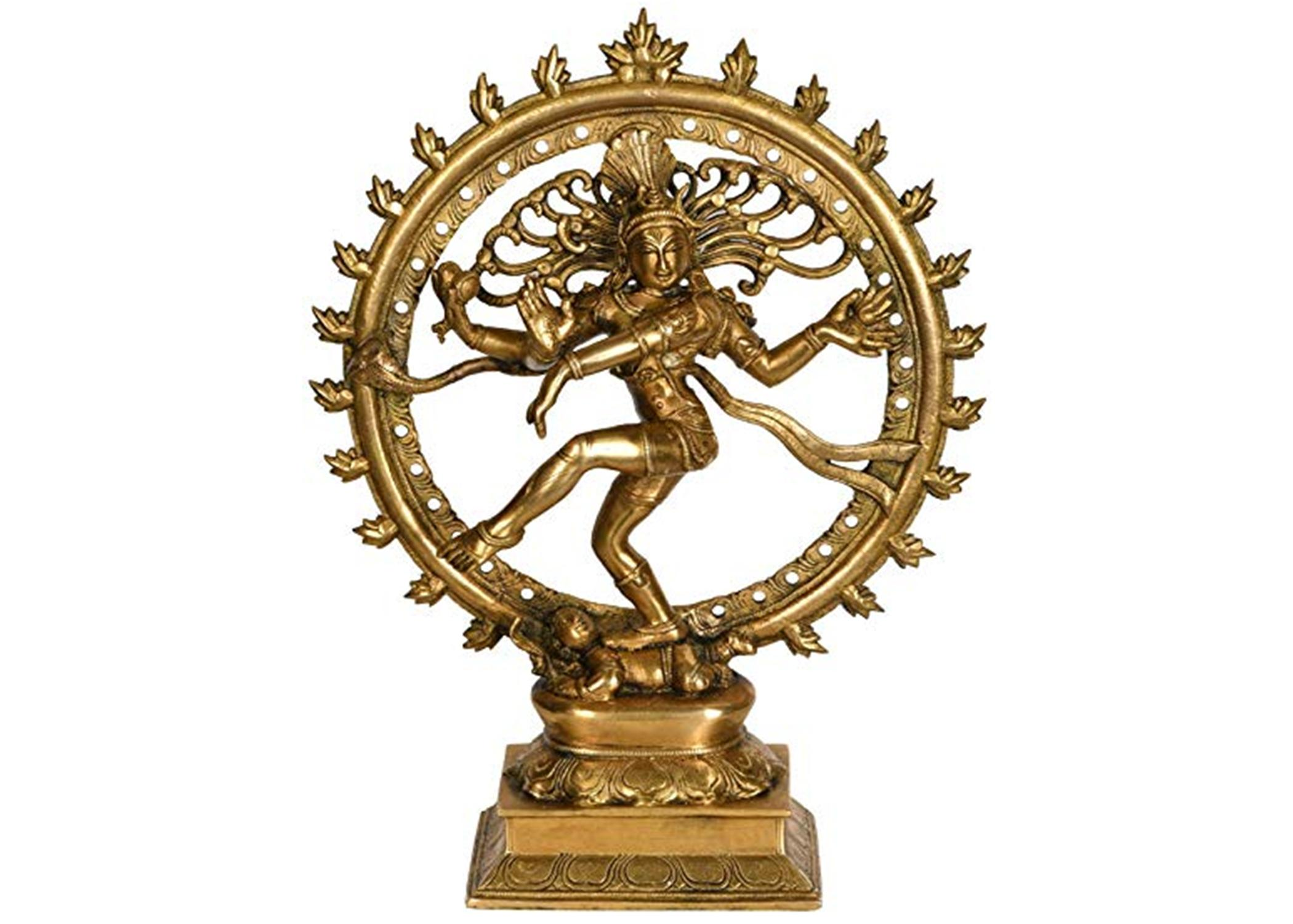 Nataraj is the Cosmic Dancer of Bliss, Creation, and Rejuvenation