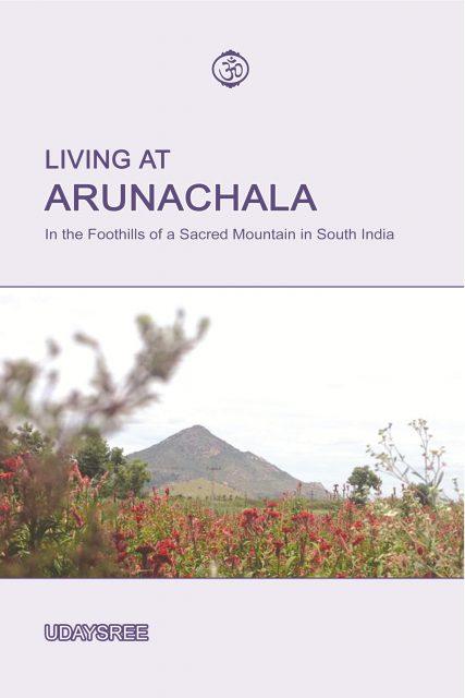 Book cover Living at Arunachala