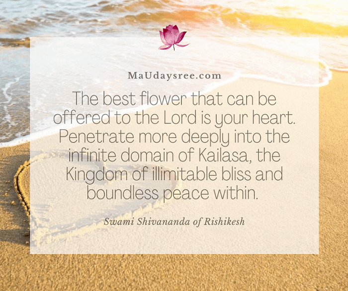 Yoga and Swami Shivananda of Rishikesh